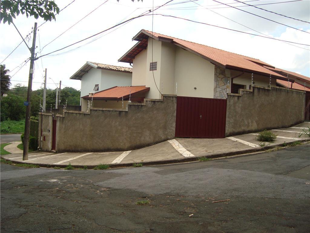 Casa 3 Dorm, Cidade Universitária, Campinas (CA0190)