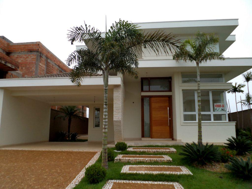 Casa 4 Dorm, Condomínio Villa Lobos, Paulinia (CA0526)