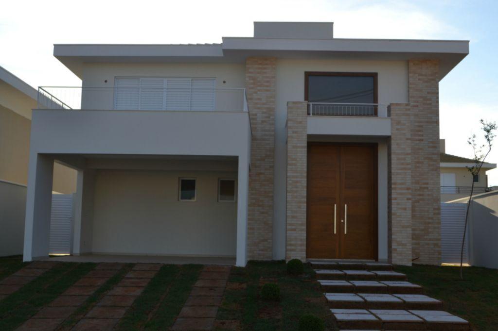 Casa 3 Dorm, Condomínio Terras do Cancioneiro, Paulinia (CA0938)