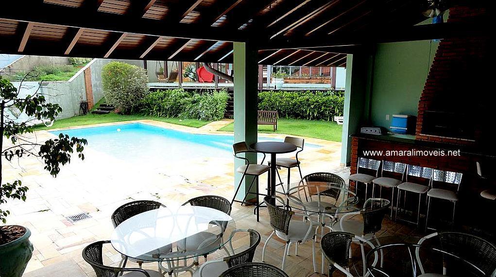 Casa 4 Dorm, Residencial Parque Rio das Pedras, Campinas (CA0217)