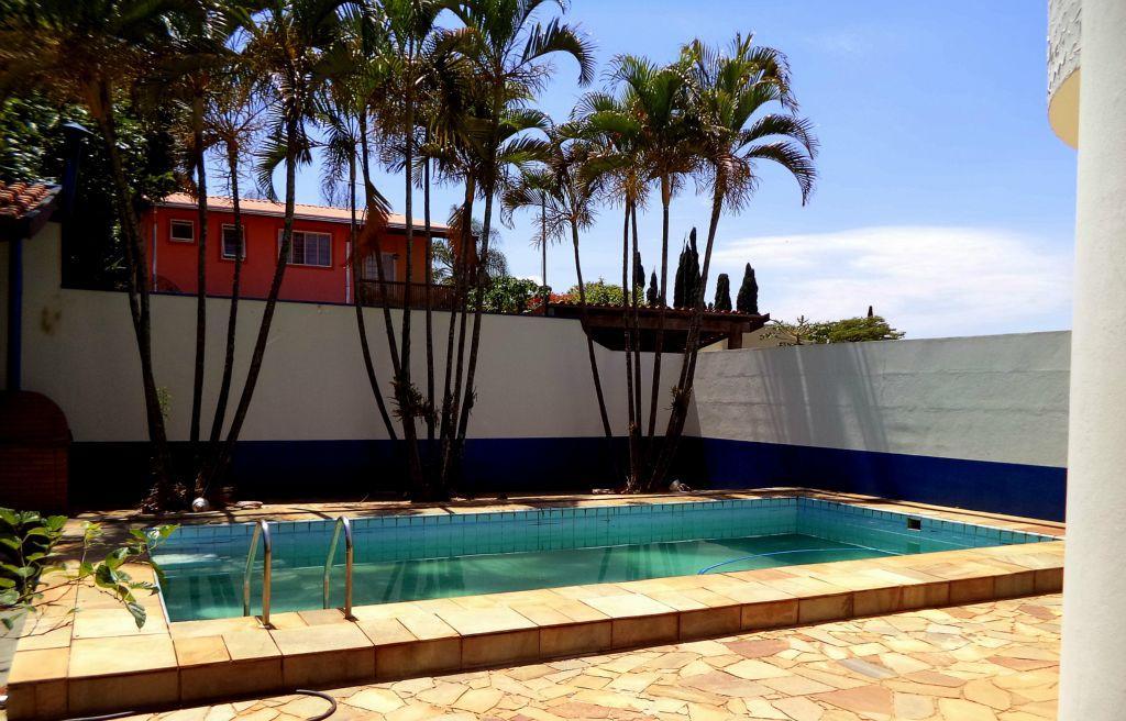 Casa 4 Dorm, Cidade Universitária, Campinas (CA0713)