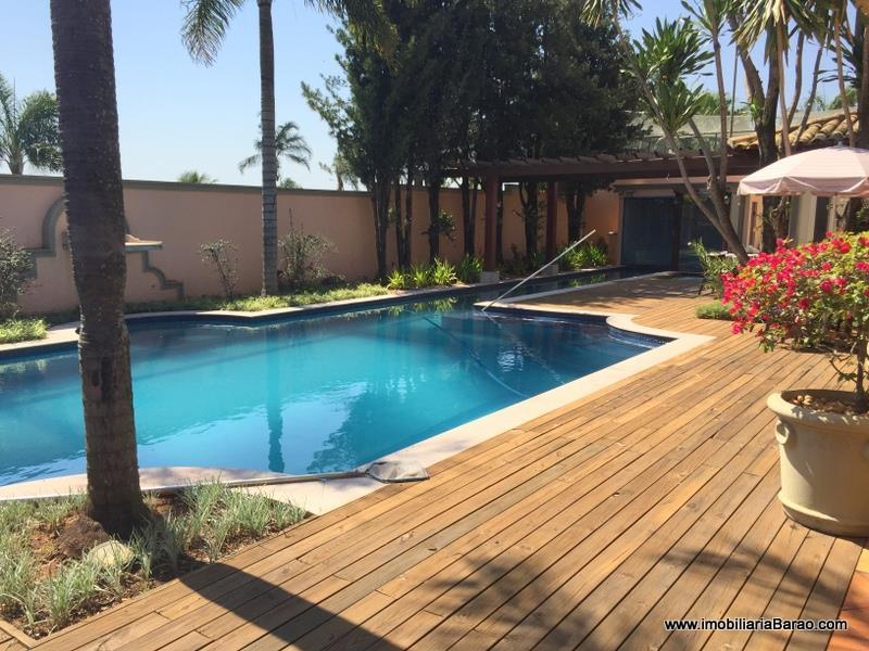 Casa 5 Dorm, Residencial Parque Rio das Pedras, Campinas (CA1076)