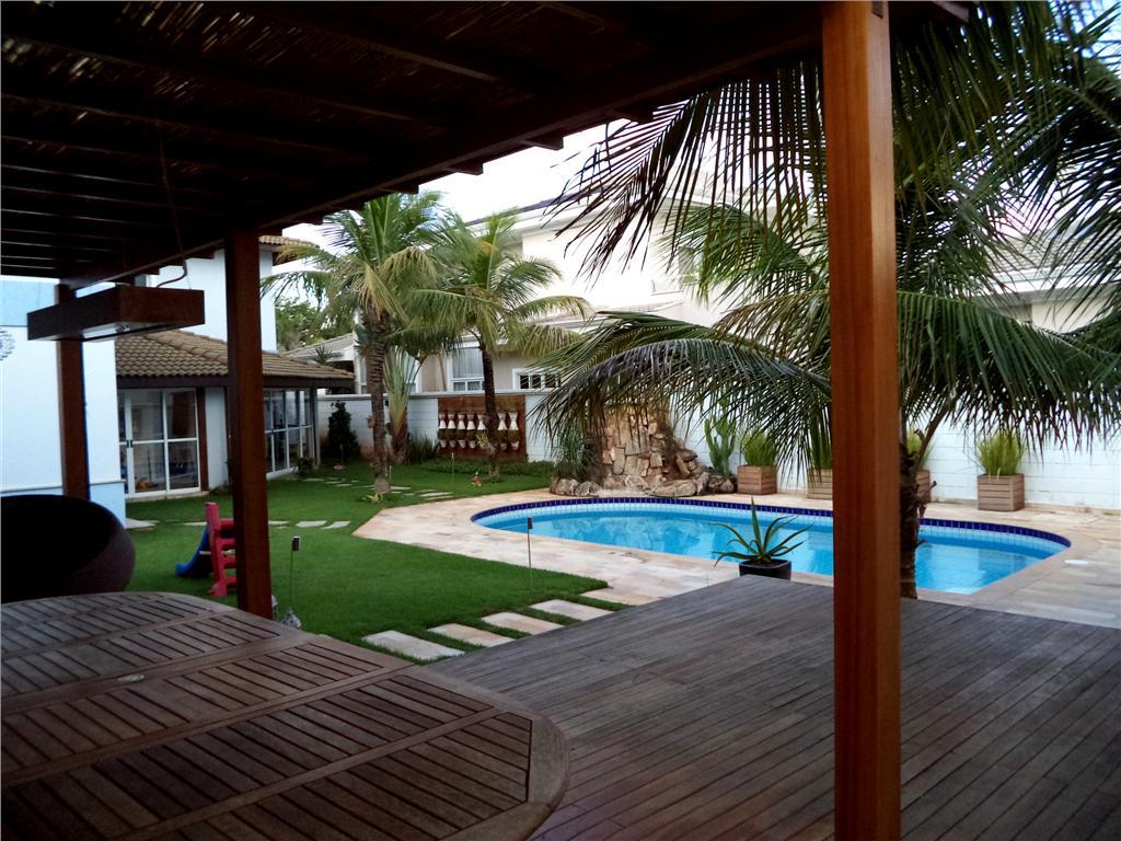 Casa 4 Dorm, Condomínio Residencial Colinas, Campinas (CA0822)