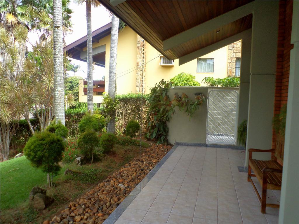 Casa 5 Dorm, Residencial Parque Rio das Pedras, Campinas (CA0545)