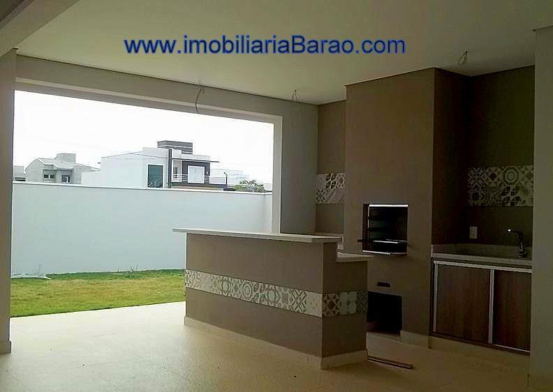 Casa 3 Dorm, Condomínio Reserva Real, Paulinia (CA1065)