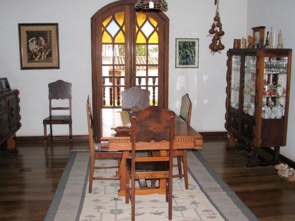 Casa 4 Dorm, Cidade Universitária, Campinas (CA0412)