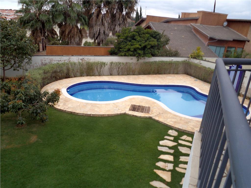 Amaral Imóveis - Casa 3 Dorm, Alphaville Campinas