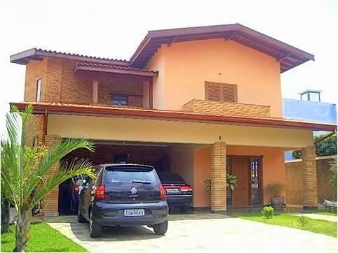 Casa 5 Dorm, Loteamento Residencial Barão do Café, Campinas (CA0041)