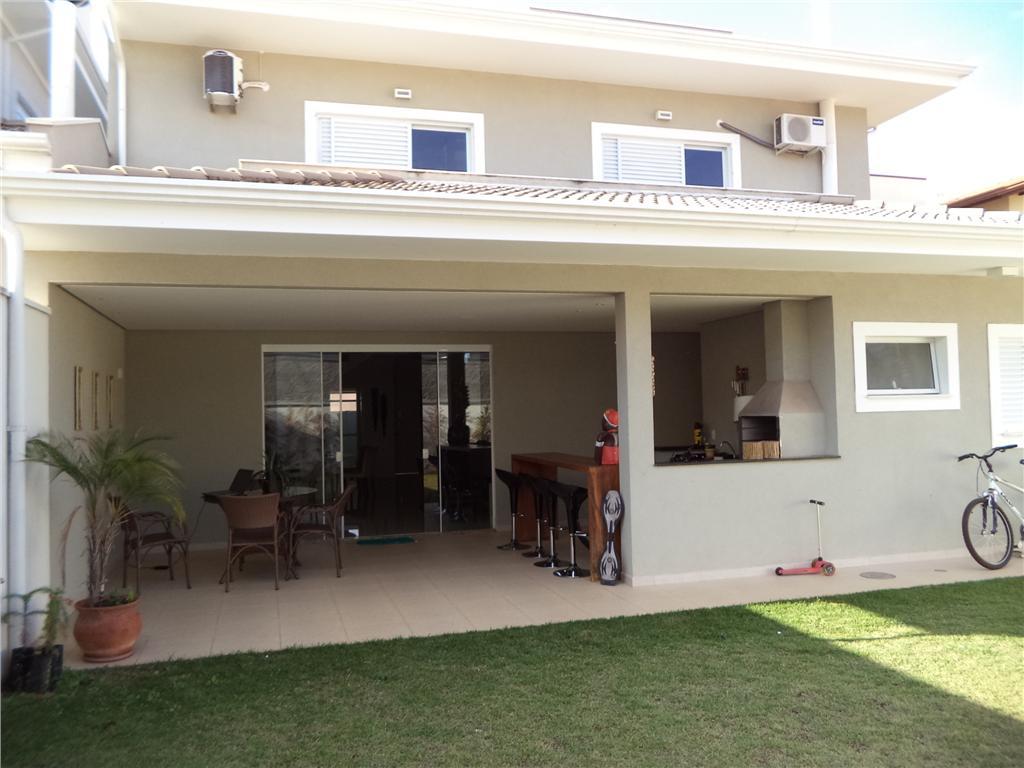 Casa 4 Dorm, Condomínio Residencial Manacás, Paulinia (CA0868)