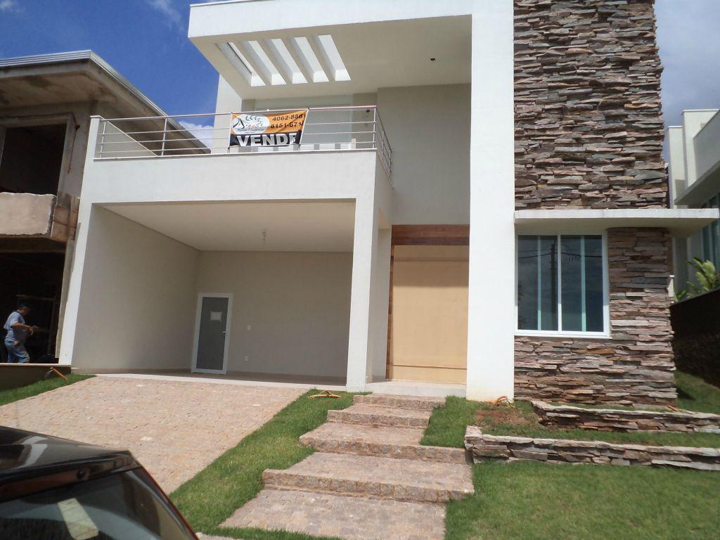 Casa 3 Dorm, Condomínio Figueira Branca, Paulinia (CA0532)