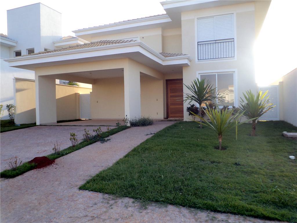Casa 3 Dorm, Condomínio Terras do Cancioneiro, Paulinia (CA0593)
