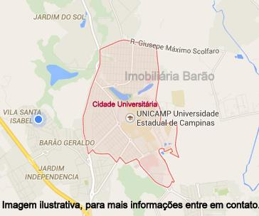 Terreno, Cidade Universitária, Campinas (TE0261) - Foto 2