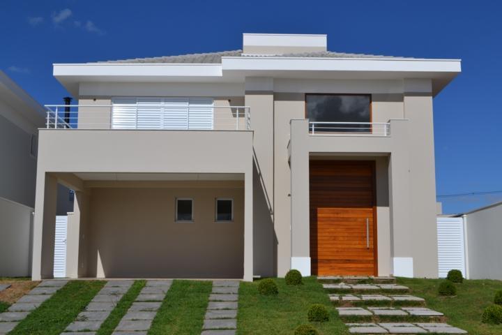Casa 3 Dorm, Condomínio Terras do Cancioneiro, Paulinia (CA0862)
