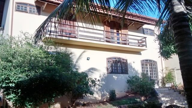 Casa 3 Dorm, Cidade Universitária, Campinas (CA0971)
