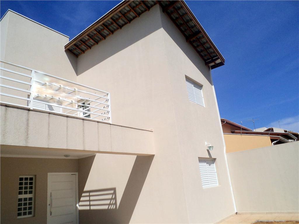 Casa 3 Dorm, Terras do Barão, Campinas (CA0566)