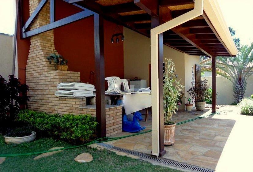 Casa 4 Dorm, Cidade Universitária, Campinas (CA0695) - Foto 15