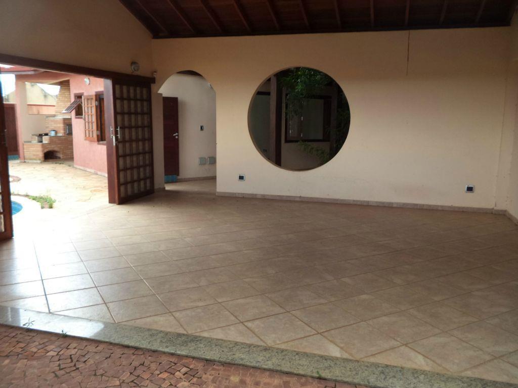 Casa 5 Dorm, Condomínio Residencial Triângulo, Campinas (CA1007)