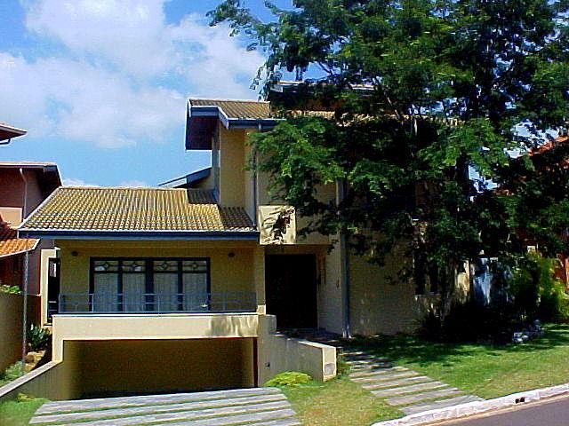 Casa 3 Dorm, Loteamento Residencial Barão do Café, Campinas (CA1079)