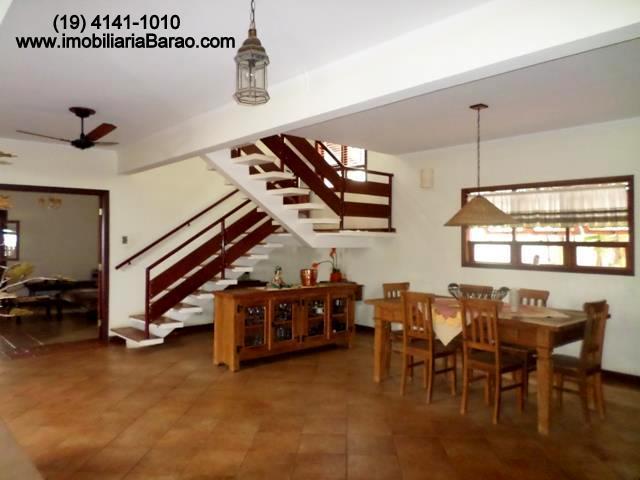 Casa 4 Dorm, Loteamento Residencial Barão do Café, Campinas (CA1085) - Foto 18