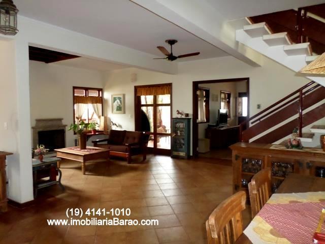 Casa 4 Dorm, Loteamento Residencial Barão do Café, Campinas (CA1085) - Foto 15