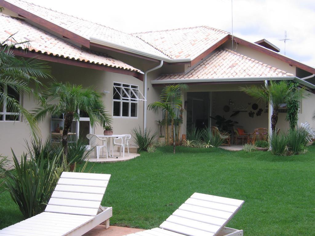 Imóvel: Amaral Imóveis - Casa 4 Dorm, Barão Geraldo