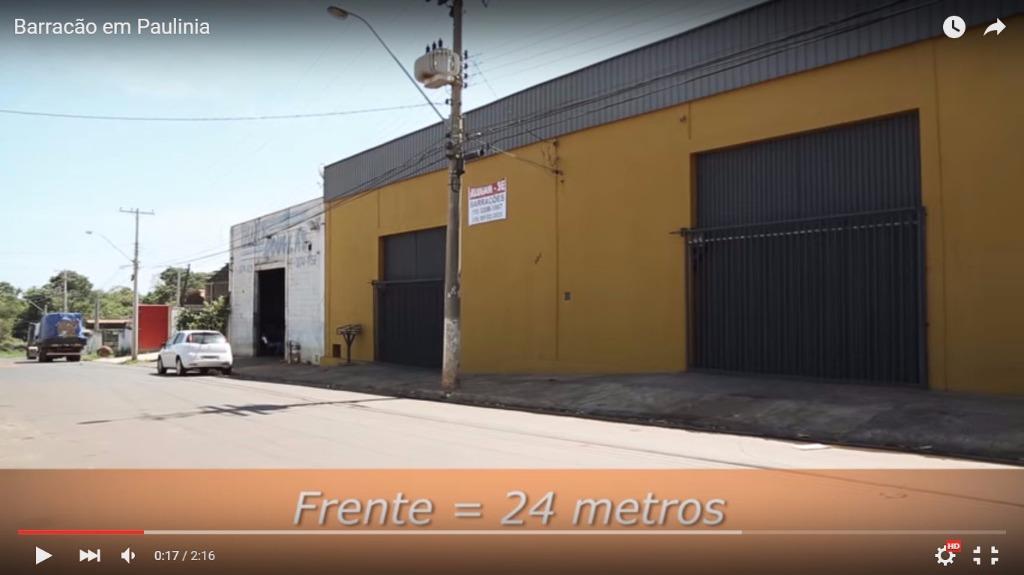 Galpão, Parque da Figueira, Paulinia (BA0007) - Foto 2
