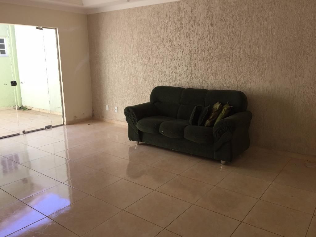 Casa 3 Dorm, Cidade Universitária, Campinas (CA1121)