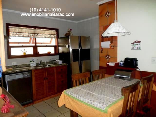 Casa 4 Dorm, Loteamento Residencial Barão do Café, Campinas (CA1085) - Foto 12