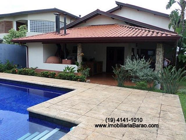 Casa 4 Dorm, Loteamento Residencial Barão do Café, Campinas (CA1085) - Foto 6