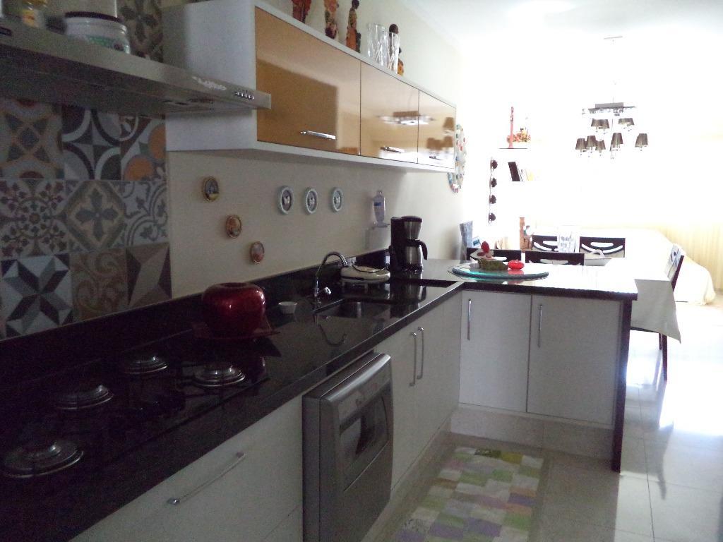 Casa 3 Dorm, Condomínio Reserva Real, Paulinia (CA1130)