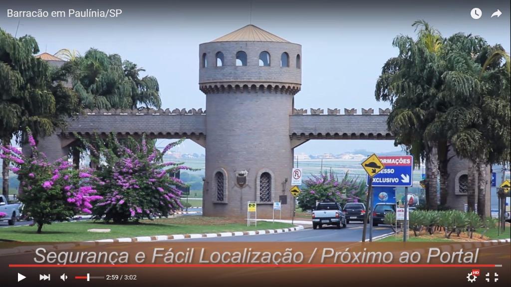 Galpão, Parque da Figueira, Paulinia (BA0007) - Foto 3