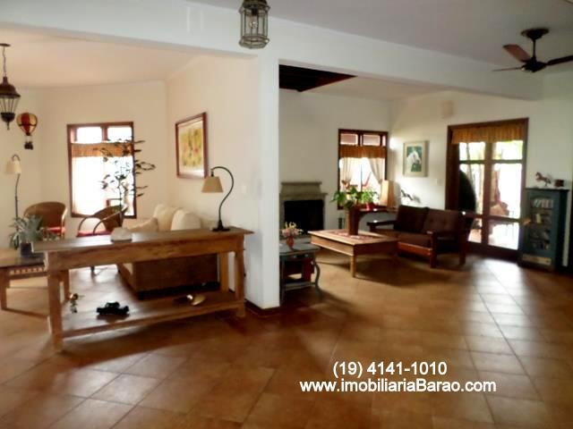 Casa 4 Dorm, Loteamento Residencial Barão do Café, Campinas (CA1085) - Foto 16