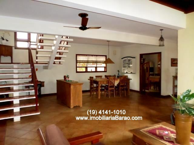 Casa 4 Dorm, Loteamento Residencial Barão do Café, Campinas (CA1085) - Foto 13