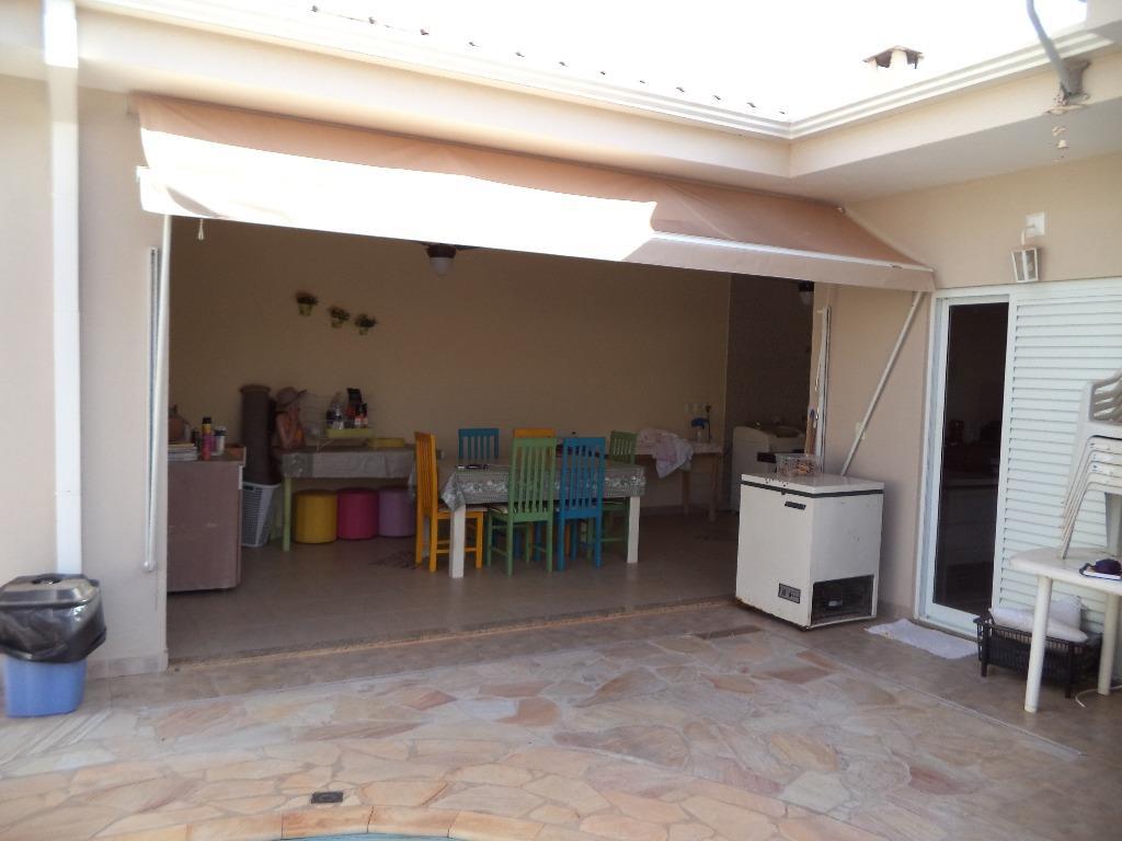 Casa 3 Dorm, Condomínio Reserva Real, Paulinia (CA1130) - Foto 4