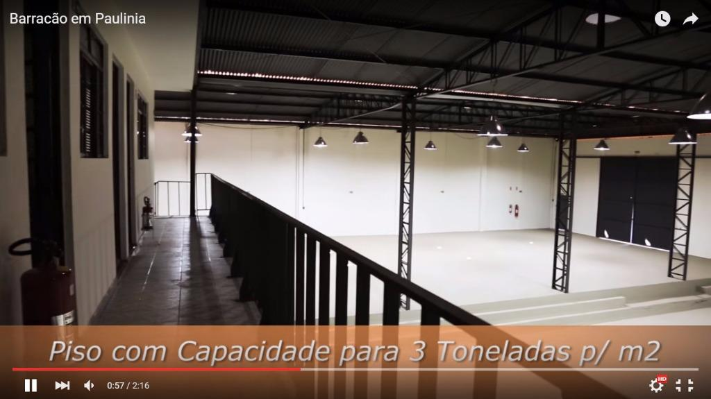 Galpão, Parque da Figueira, Paulinia (BA0007) - Foto 11