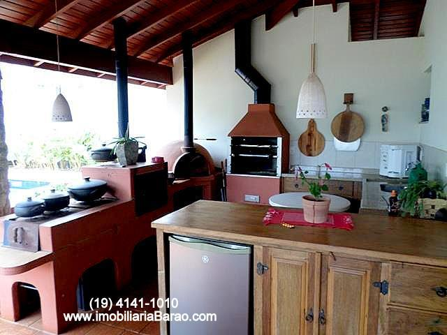 Casa 4 Dorm, Loteamento Residencial Barão do Café, Campinas (CA1085) - Foto 11