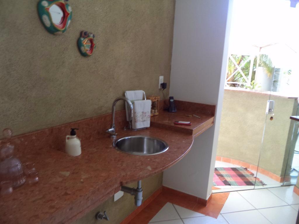 Casa 4 Dorm, Residencial Parque Rio das Pedras, Campinas (CA1111) - Foto 15