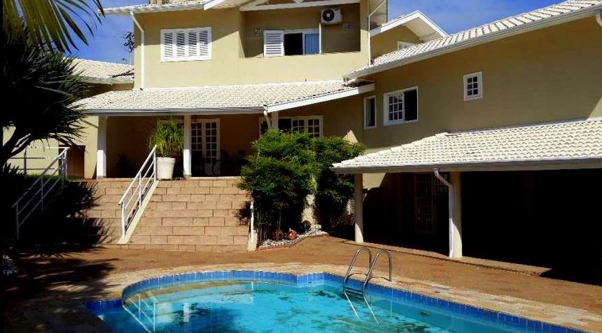 Amaral Imóveis - Casa 4 Dorm, Campinas (CA0224)