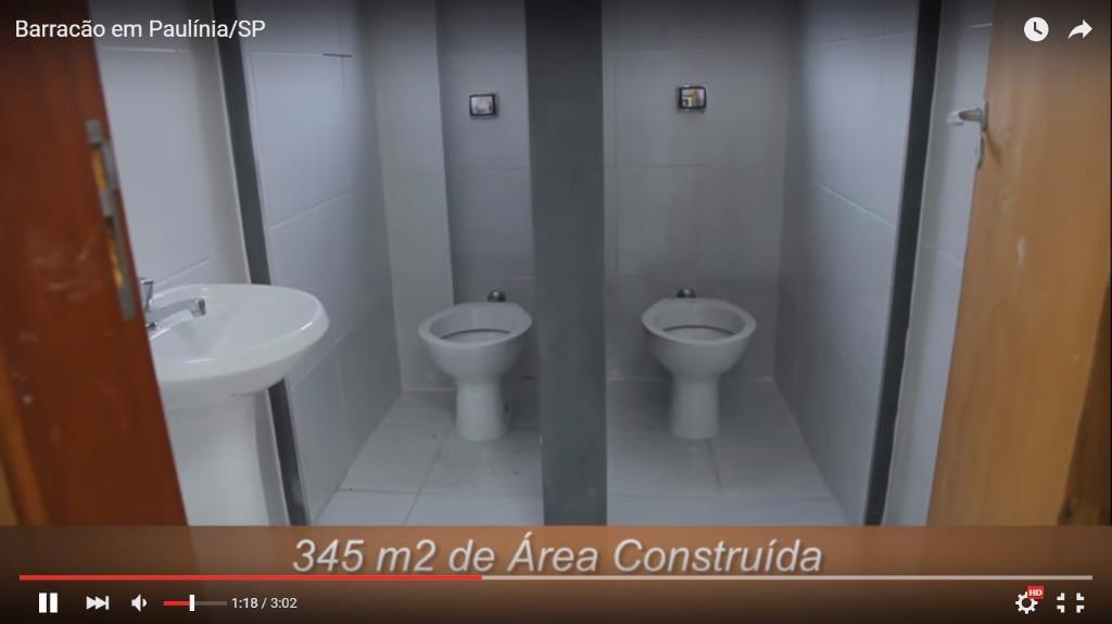 Galpão, Parque da Figueira, Paulinia (BA0005) - Foto 12