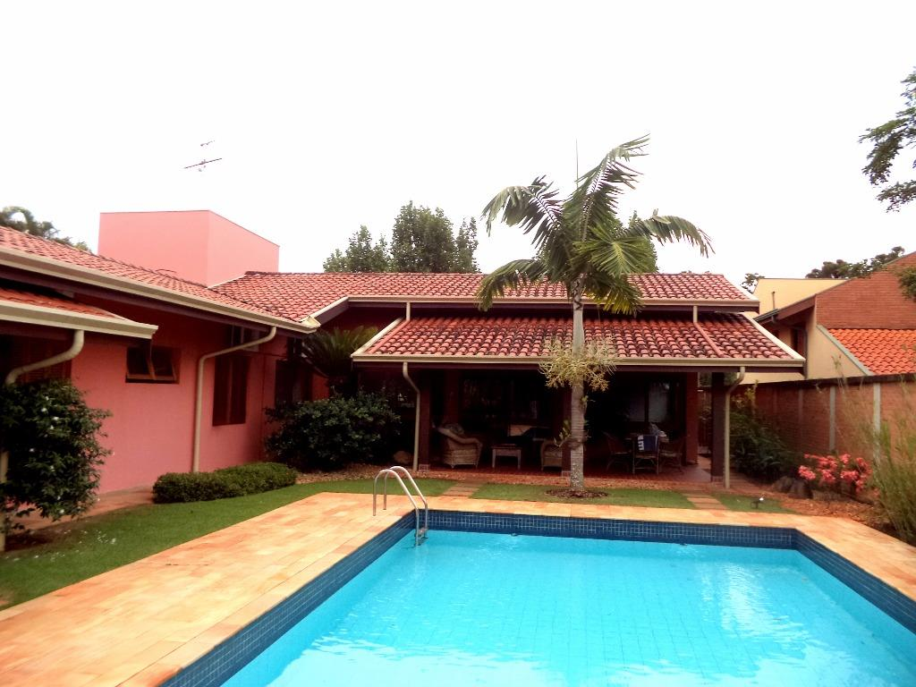 Casa 3 Dorm, Residencial Parque Rio das Pedras, Campinas (CA1097)