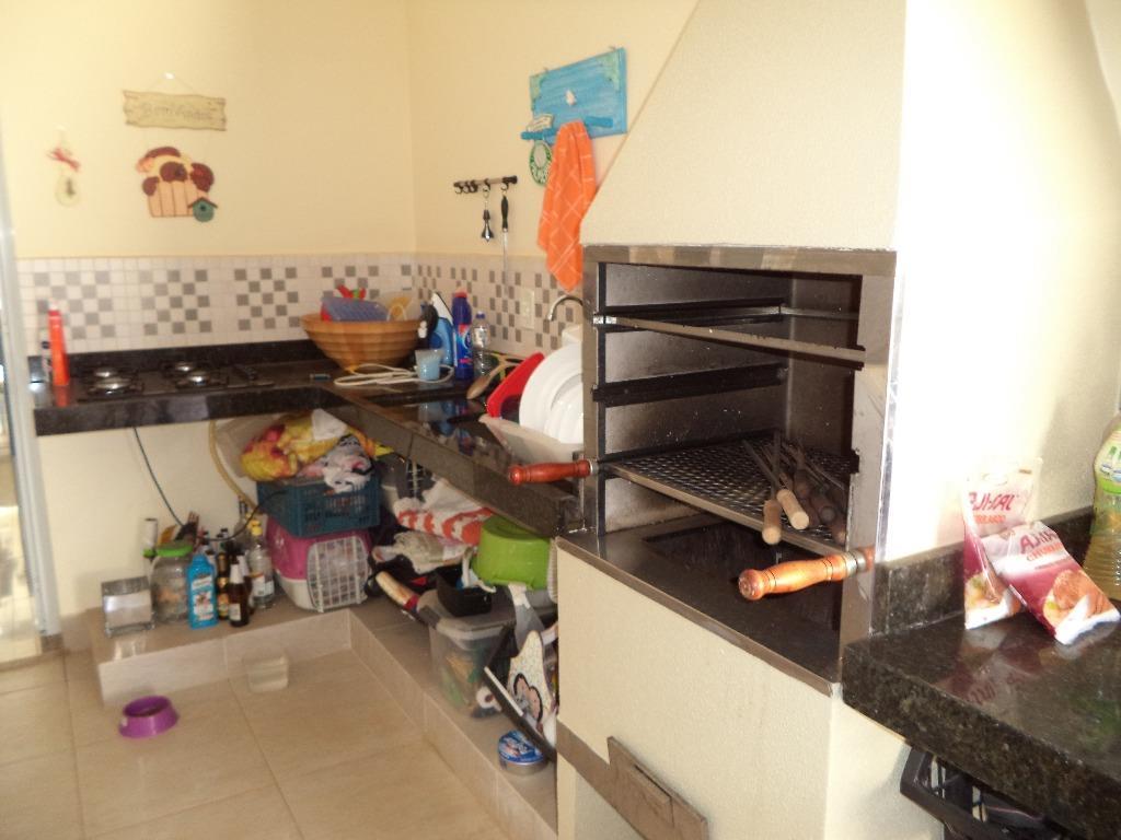 Casa 3 Dorm, Condomínio Reserva Real, Paulinia (CA1130) - Foto 8
