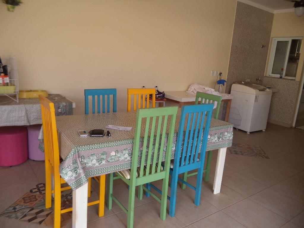 Casa 3 Dorm, Condomínio Reserva Real, Paulinia (CA1130) - Foto 6