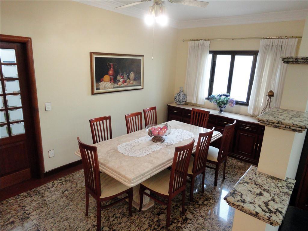 Casa 4 Dorm, Residencial Parque Rio das Pedras, Campinas (CA0221) - Foto 3