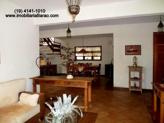 Casa 4 Dorm, Loteamento Residencial Barão do Café, Campinas (CA1085) - Foto 17