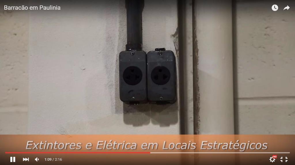 Galpão, Parque da Figueira, Paulinia (BA0007) - Foto 13