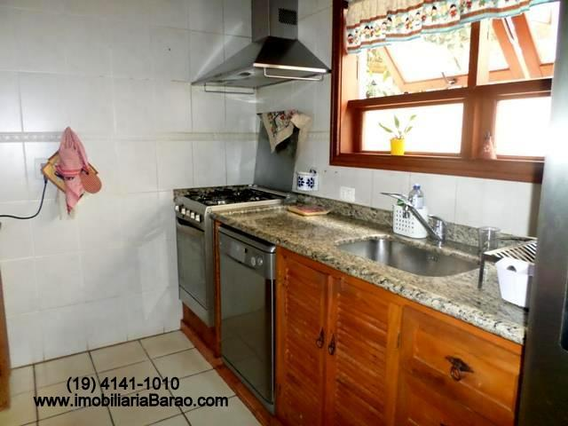 Casa 4 Dorm, Loteamento Residencial Barão do Café, Campinas (CA1085) - Foto 5