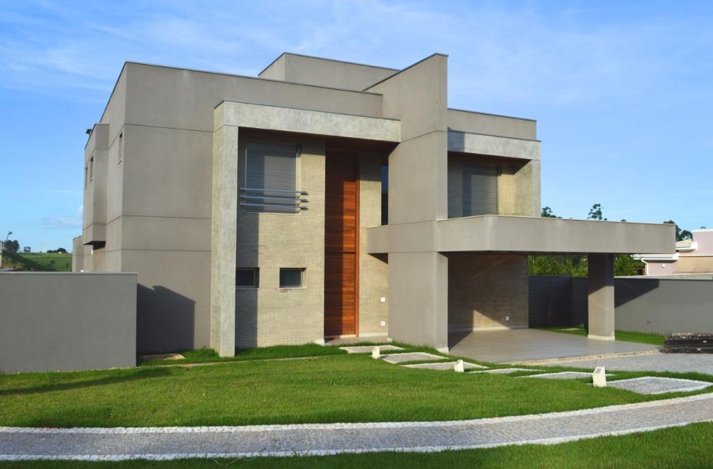 Casa 4 Dorm, Residencial Estância Eudóxia, Campinas (CA1107)