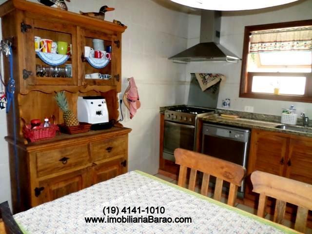 Casa 4 Dorm, Loteamento Residencial Barão do Café, Campinas (CA1085) - Foto 10