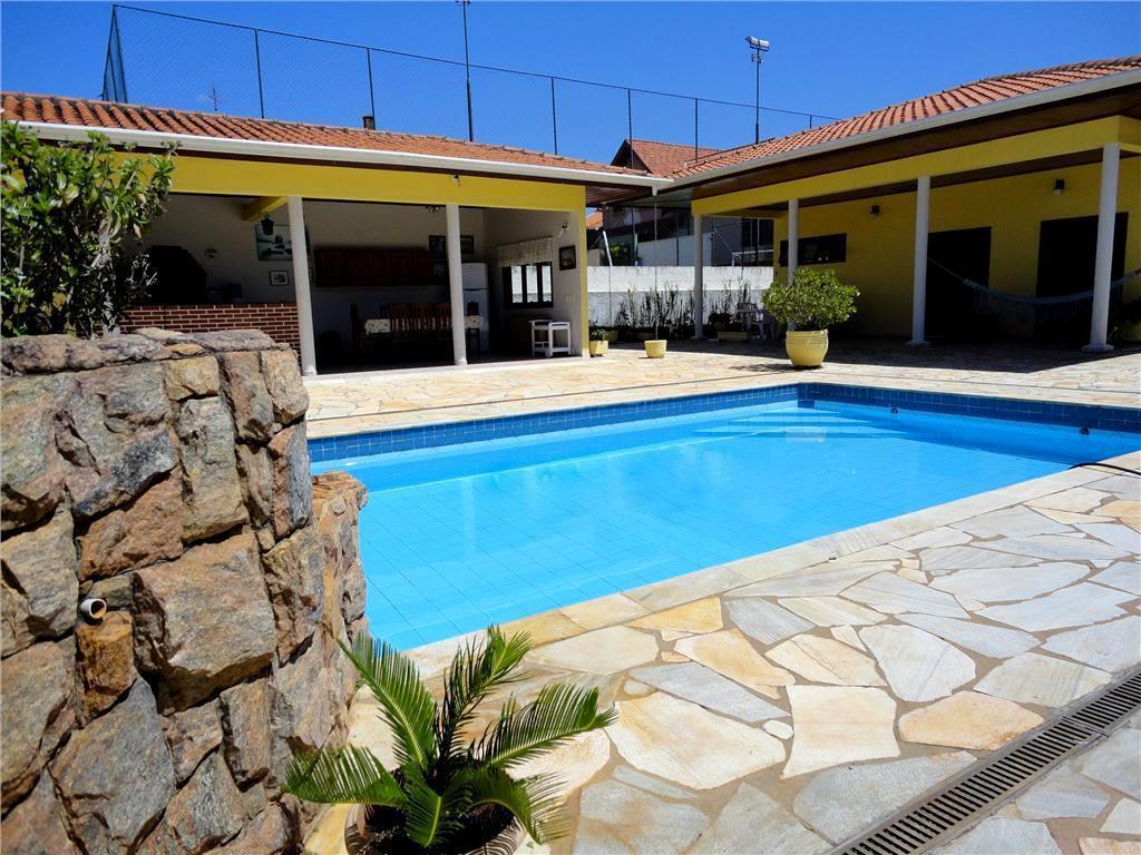 Casa 3 Dorm, Residencial Parque Rio das Pedras, Campinas (CA0225)