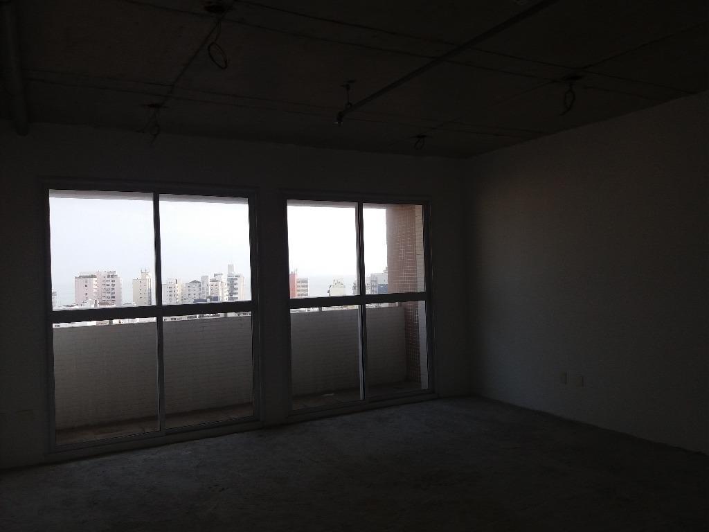 Sala à venda em Boqueirão, Santos - SP